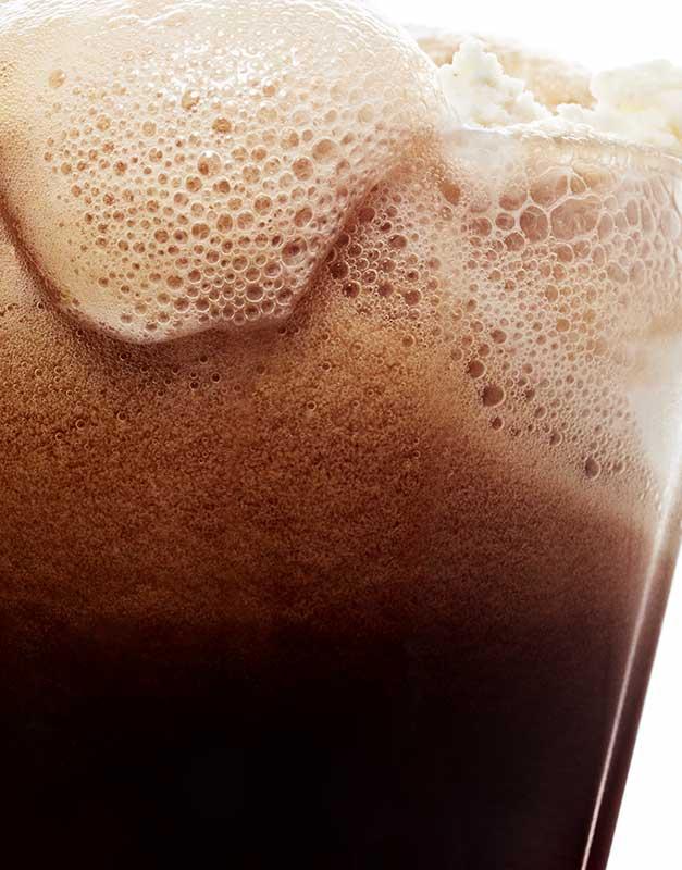 Root Beer Float beverage food styling toronto stylist marianne wren