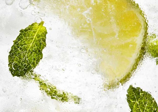 Mojito beverage food styling toronto stylist marianne wren