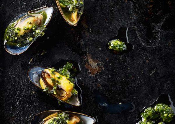 PEI Mussels food styling toronto stylist marianne wren PEI Mussels King