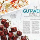 Probiotic Recipes written by Toronto food stylist and receipt developer Marianne Wren